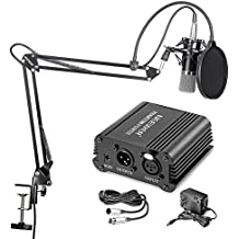Neewer–kits de micrófono, Negro