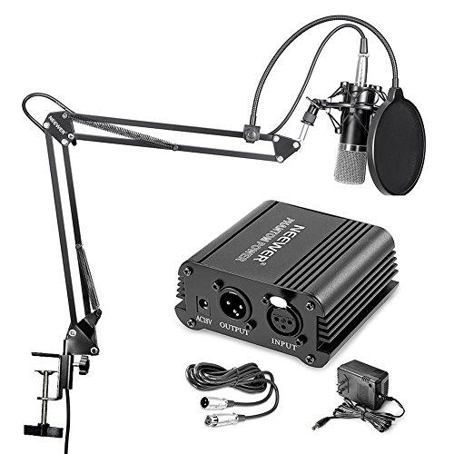 usb mixer 48v phantom power - 8