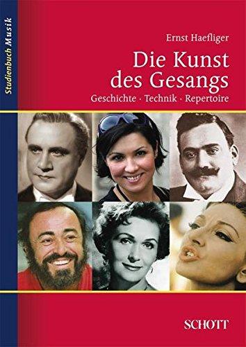 Die Kunst Des Gesangs (Allemand) Broché – 1 janvier 2000 Ernst Haefliger Schott Music 3795787203 Musiktheorie / Musiklehre