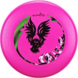 Eurodisc 175g 4.0 100% Organic Ultimate Frisbee Competition Disc, exclusive scratch resistant print CREATURE PINK