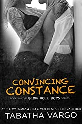 Convincing Constance (The Blow Hole Boys Book 3) (English Edition)
