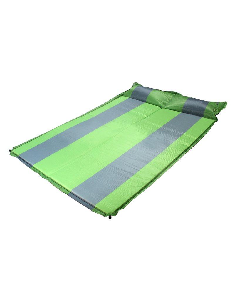 190  135  2cm Doppelt Automatische aufblasbare Matratze draussen Zelt FeuchtigkeitsBesteändiges Pad Aufblasbares Bett Camping Matte