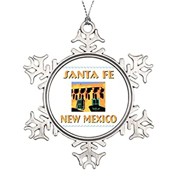 Amazon.com: Tree Branch Decoration Santa Fe Western ...