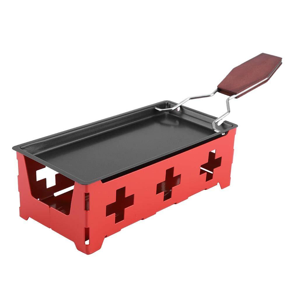 Juego de Estufas de Cocina para Asar en el Horno Antiadherente Raclette Rotaster para Hornear Juego de Cocina en Casa