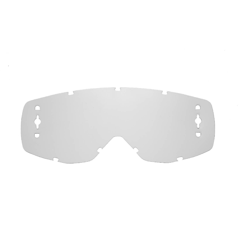 Split Tyrant SeeCle 415138 lentilles roll off avec lentilles de couleur transparent compatible avec masque Scott Huste