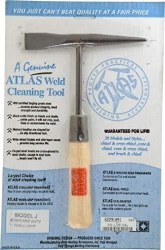 Made in USA - 3/4 Lb Head Welder's Hammer (2 Pack)
