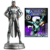 Eaglemoss DC Chess Figure & Collector Magazine #23 Batwing White Pawn