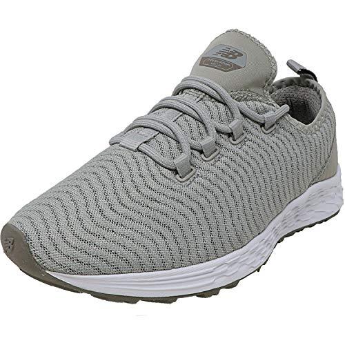 New Balance Men's Arishi v1 Fresh Foam Running Shoe, Grey, 10.5 D US