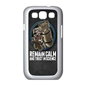 Atomic Robo Samsung Galaxy S3 9300 Cell Phone Case White phone component RT_341613