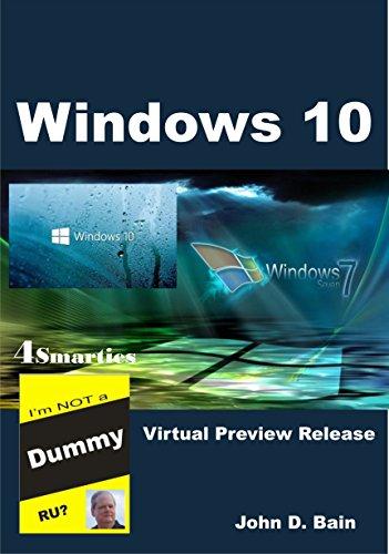 Windows 10: Virtual Preview Release Pdf