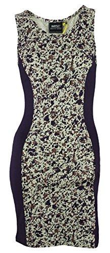 WeSC Women's Suzi Dress (XS, Wood Ash) by WeSC