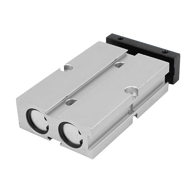 sourcing map 30Stk.Aluminum//Stahl Offenes Ende Blind Nieten 3,2mm x 21mm