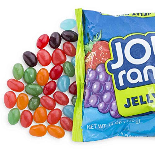 Jolly Rancher Original Jelly Beans - 5 Lb Bulk Bag (5 Pounds)