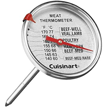 Amazon Com Cuisinart Ctg 00 Mtm Meat Thermometer Kitchen