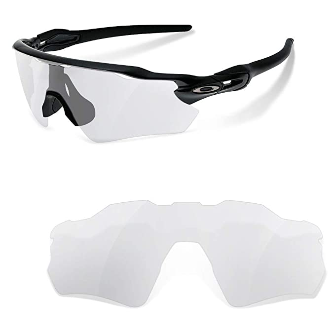 9964df07a sunglasses restorer Photochromic Replacement Lenses for Oakley Radar EV:  Amazon.co.uk: Sports & Outdoors