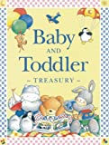 img - for Baby & Toddler Treasury by Nicola Baxter (2010-08-03) book / textbook / text book