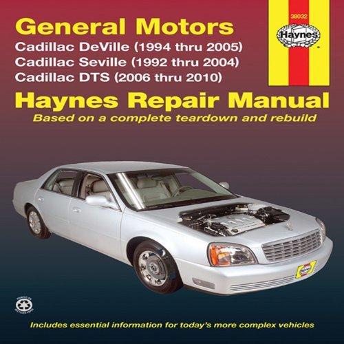 2005 cadillac deville haynes - 5