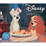 2018 Daily Calendar: Disney (Calendars 2018)