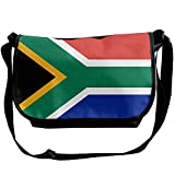 Futong Huaxia Flag Of South Africa Travel Messenger Bags Casual Handbag School Shoulder Bag Crossbody Bag Unisex Sling Bag