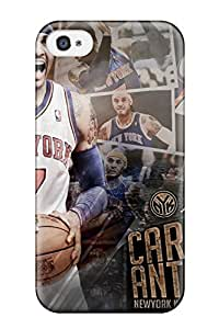 New Snap-on ZippyDoritEduard Skin Case Cover Compatible With Iphone 4/4s- Carmelo Anthony