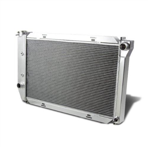 For Mustang/Country/LTD/Galaxie Full Aluminum 3-Row Racing Radiator ()