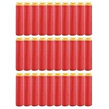 HONGCI 8.5cm Red Refill Darts Blaster For Nerf N-Strike Mega Centurion Toy Gun Sniper Bullet(30PCS)
