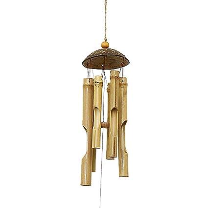 Amazon.com: ARHSSZY Chimeneas de viento hechas a mano de ...