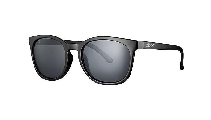 Zippo Sonnenbrille »rund Smoke Flash Black« kaufen | OTTO