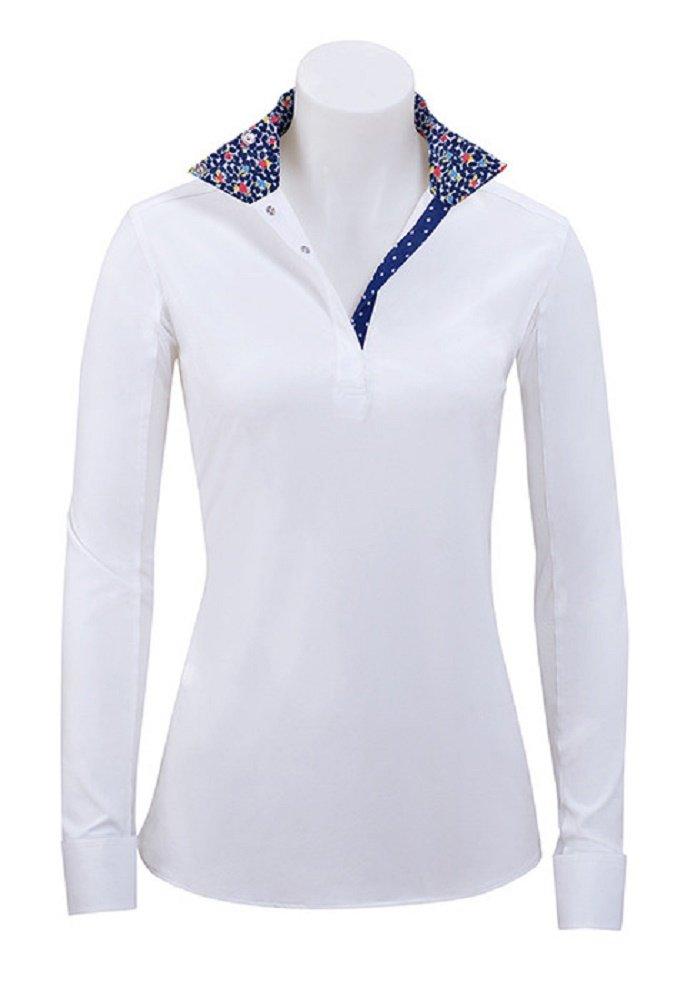 RJ Classics Paige Show Shirt Ladies White