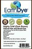 #2: EarthDye Chemical Free Hair and Beard Dye (1 pack, Dark Brown)