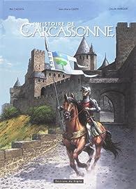BD L'histoire de Carcassonne par Jean-Marie Cuzin