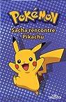 Pokémon : Sacha rencontre Pikachu par Teitelbaum