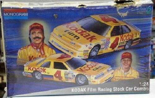 Kodak Film Racing Stock Car Combo (Cutlass Stock)