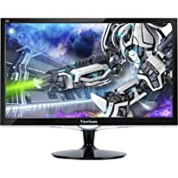 Viewsonic Corporation - Viewsonic Vx2452mh 24 Led Lcd Monitor - 16:9 - 2 Ms - Adjustable Display Angle - 1920 X 1080 - 300 Nit - 1,000:1 - Full Hd - Speakers - Dvi - Hdmi - Vga - 21.50 W - Rohs, Energy Star Product Category: Computer Displays/Monitors