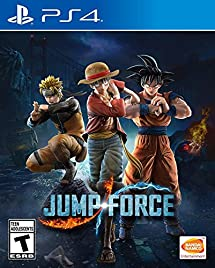 Jump Force Cover Art