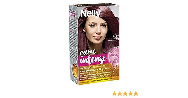 Nelly Set Tinte 6/56 Rojo Granate - 50 ml