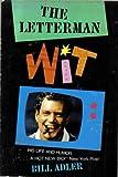 The Letterman Wit, Bill Adler, 0786702109
