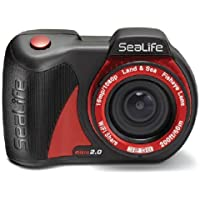 SeaLife Micro 2.0 32GB Wi-Fi Underwater Digital Camera Waterproof up to 200 ft. (60m)