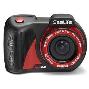 SeaLife Micro 2.0 32GB Wi-Fi Underwater Digital Camera Waterproof up to 200 ft. (60m)