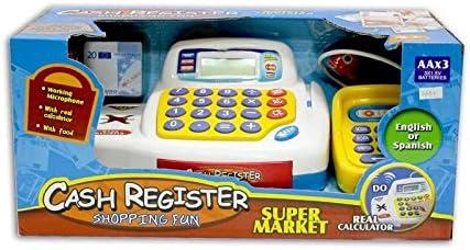 caja registradora azul: Amazon.es: Juguetes y juegos