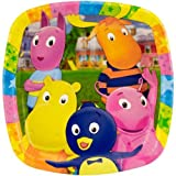 Backyardigans Large Plate and Napkin Birthday Party Pack 16 Dinner Plates 32 Large Napkins