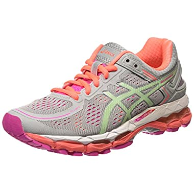 Asics Gel Kayano 22 Running Shoes grey colorful 67aa722662a