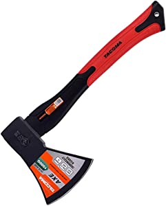 SOOKi Japanese Style Garden Hoe and Hammer Dual Headed Weeding Tool with Fiber Plastic Handle