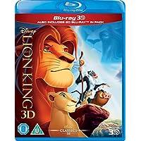 El Rey León (Blu-ray 3D) [Region Free]
