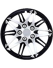 """Pilot Automotive WH544-16C-BLZ Black 16 Wheel Cover 16"""" Wheel Cover, 1 (Non-Carb Compliant)"""