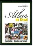 capa de Atlas do Brasil. Disparidades e Dinâmicas do Território