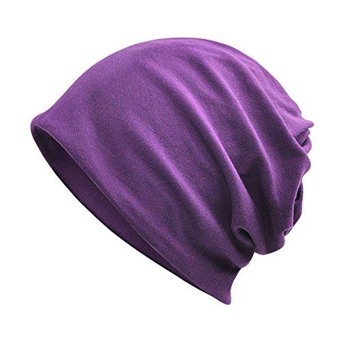 Invierno Hat elegante para Mujeres y oscuro Beanie Cap DANCING Skull Morado ELEPHANT Otoño Hombres Multifunción e Cálida xt7wp1zYqz