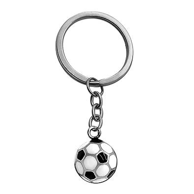 tumundo Llaveros Llavero-Coche Colgante Fútbol WM Colgante ...