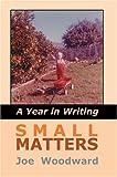 Small Matters, Joe Woodward, 0595783791