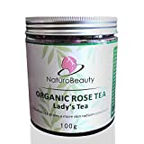 Cheap NaturoBeauty Rose Bud Tea for Anti-Aging
